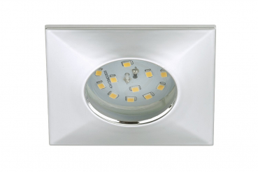 7205-016 LED Einbau Chrom IP23