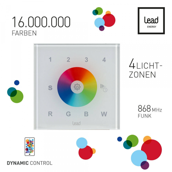 Lead-Band-SDC 5m RGB IP68